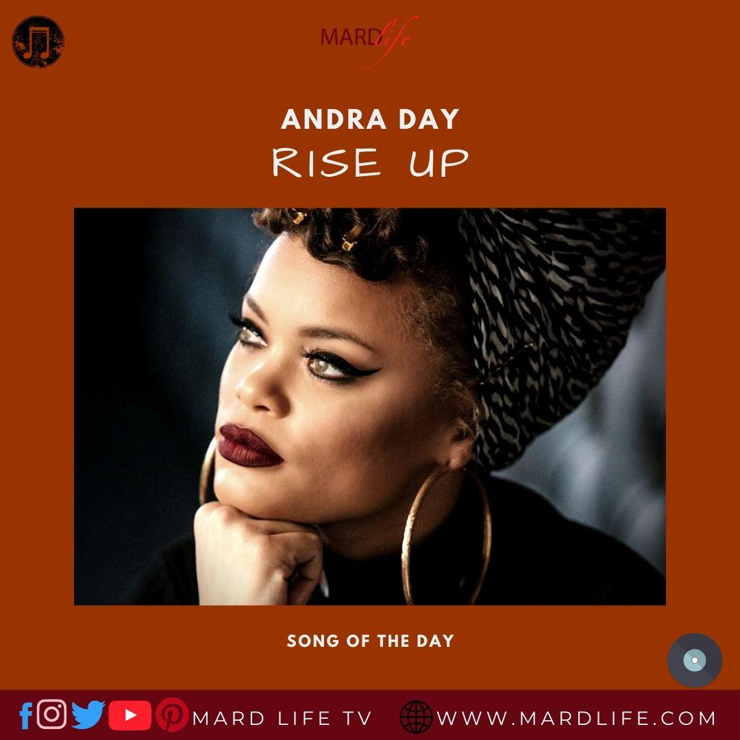 Rise Up, Andra Day, 2020, Year 2020, Determination, Victory, Despair, Depression, Frustration, Determination,