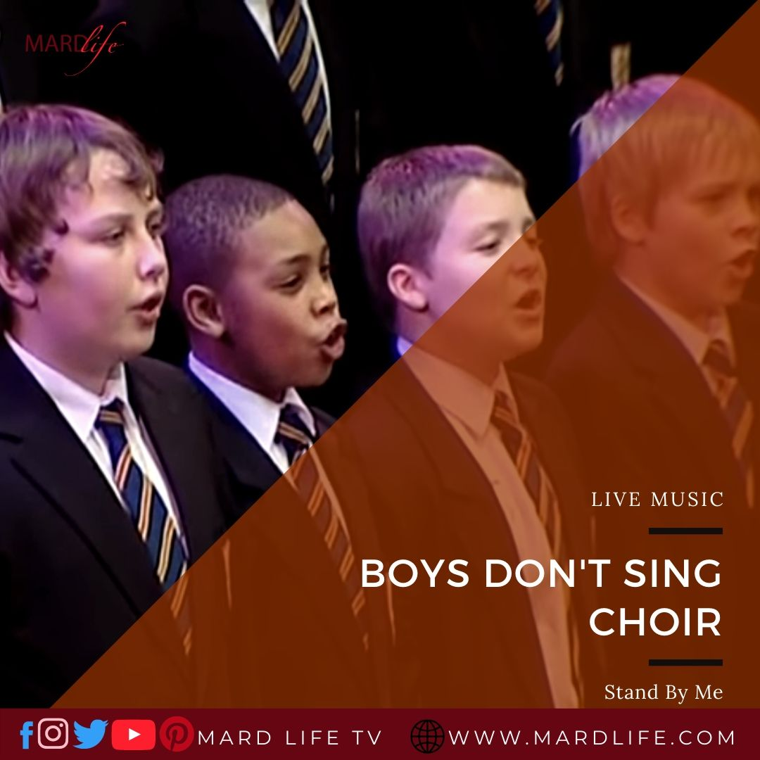 Stand By Me, Boys Don't Sing, Boys, Choir, BBC, Live Music, Live Performance, Beautiful Girls, Sean Kingston, Medley,