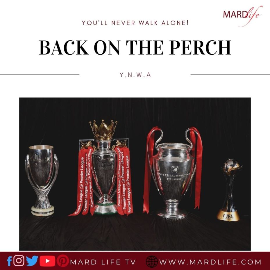 Back On Their Perch – YNWA