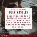 Beer Muscles, Drunk, Alcohol, Drink, Happy, Friends, High, Inebriation, Drunkard, Enjoyment, Fight, Strength,