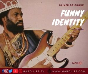 Funny Identity – Oliver De Coque (Song Of The Day)