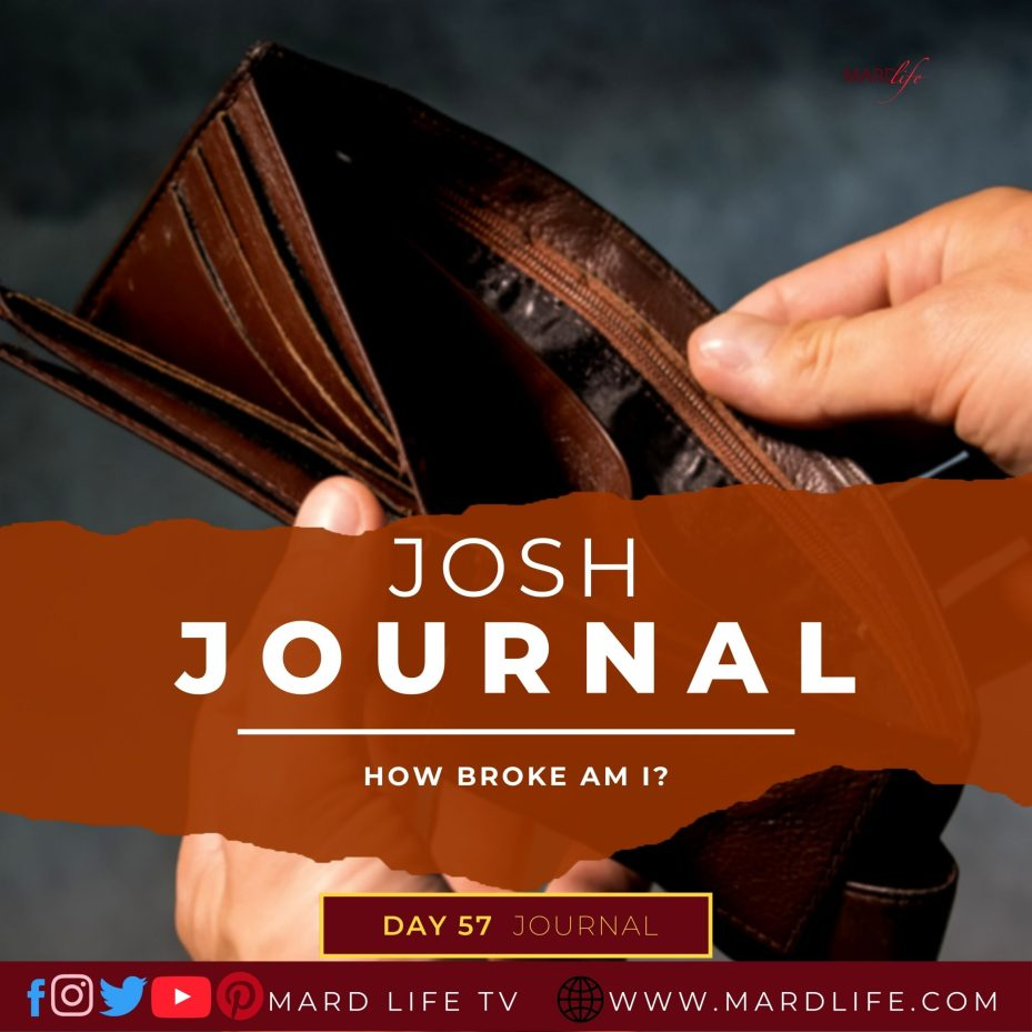 How Broke Am I? – Josh Journal