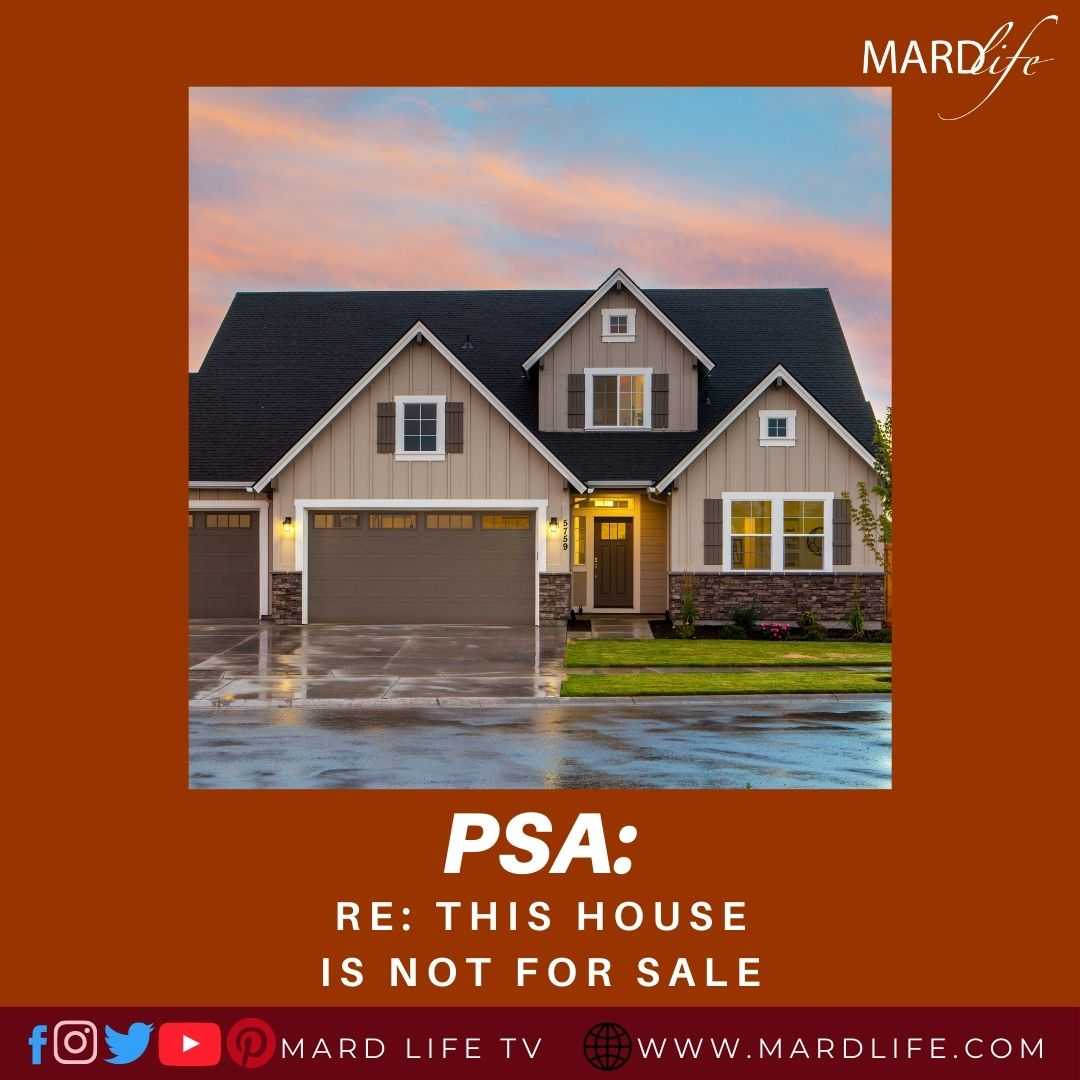 Sale, Sell, For Sale, For Sell, Not For Sale, Not For Sell, Family, Rejoinder, Response, House, Property,