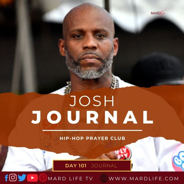 Hip-Hop Prayer Club - Josh Journal