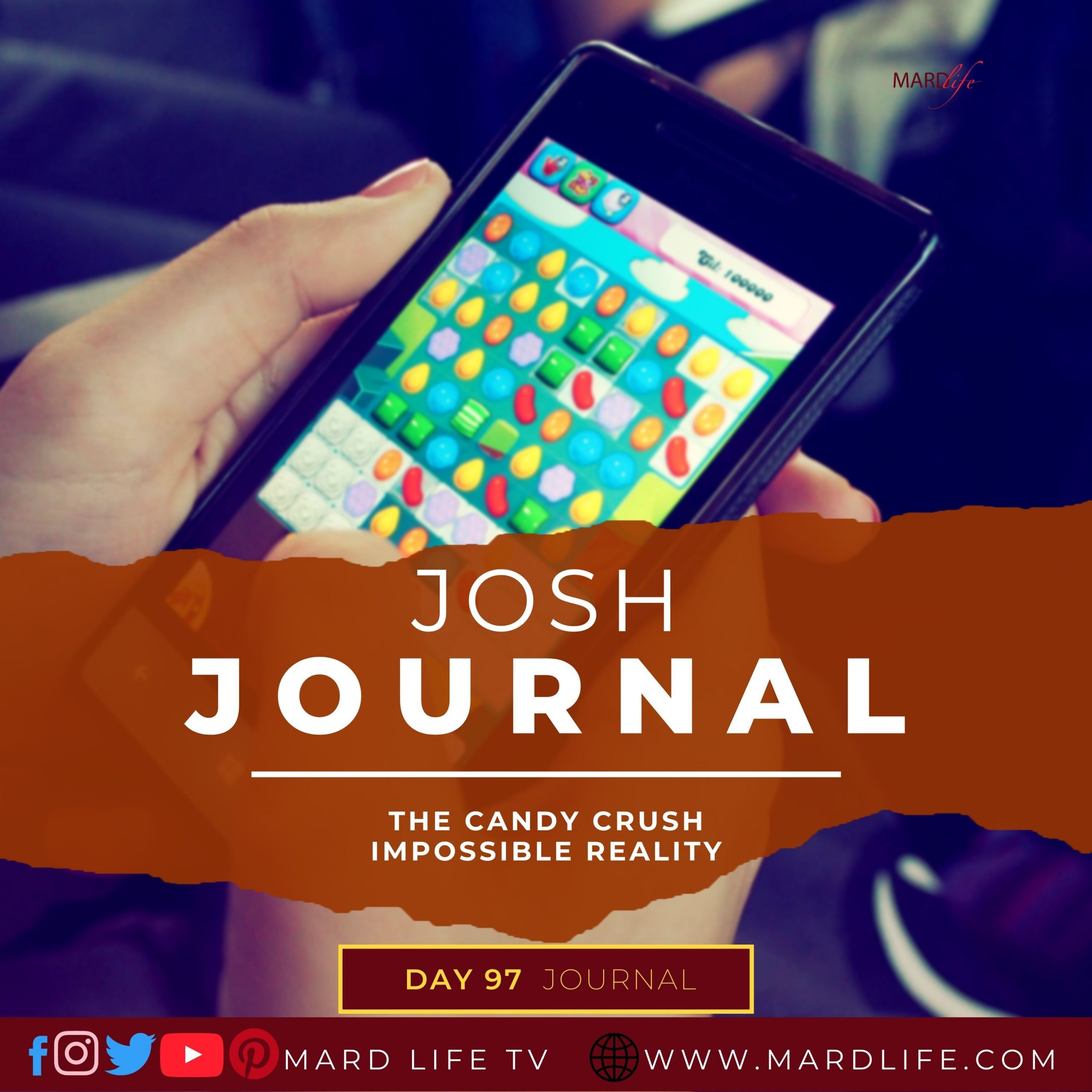 Candy Crush, Possible, Impossible, Saga, Attempt, Try, Phone, Game, Ability, Mental Barrier, Mental Strength,