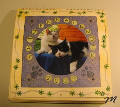 Tatzenkalender 2009