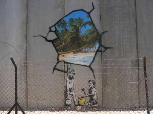 graffiti turismo