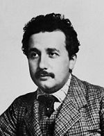 ألبرت أينشتاين، 1905