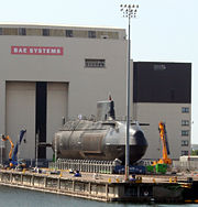 HMS Astute is one of the most advanced nuclear submarines in the world.