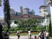 دار الحكومة في وسطها الرئيس التنفيذى لمنطقة هونج كونج الرئيس التنفيذي