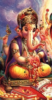 الإله الهندوسي