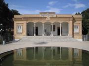 بيت النار الزرادشتي في مدينة يزد الايرانية