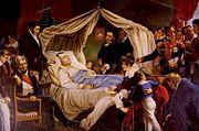 وفاة نابليون