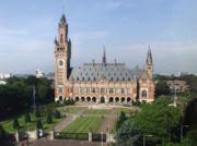 قصر السلام, مقر محكمة العدل الدولية في لاهاي, هولندا