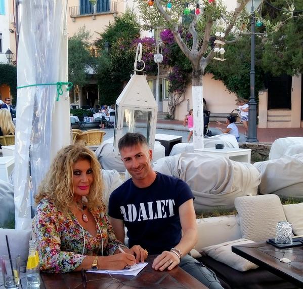 Marella con Stefano ok1