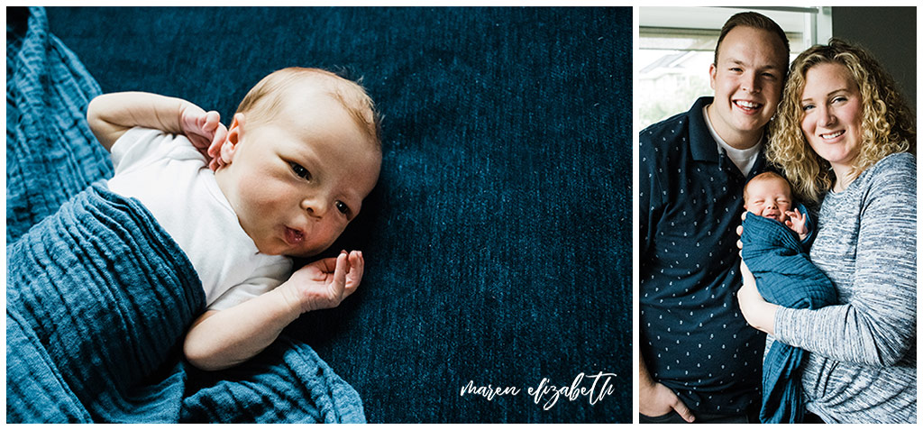 I always get so excited when I get to take pictures of newborns! To help you prepare for your newborn pictures here are some FAQs. | Arizona Newborn Photographer | Maren Elizabeth Photography