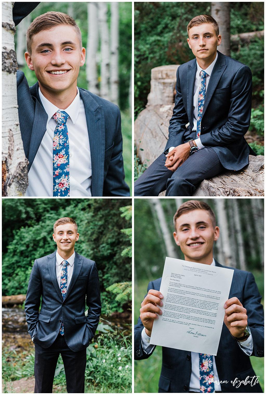Elder Missionary Pictures at Aspen Grove, UT | Arizona Photographer | Maren Elizabeth Photography