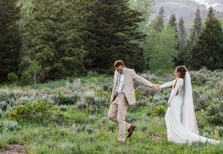 Tibble Fork Bridal Pictures | Gilbert, AZ Photographer