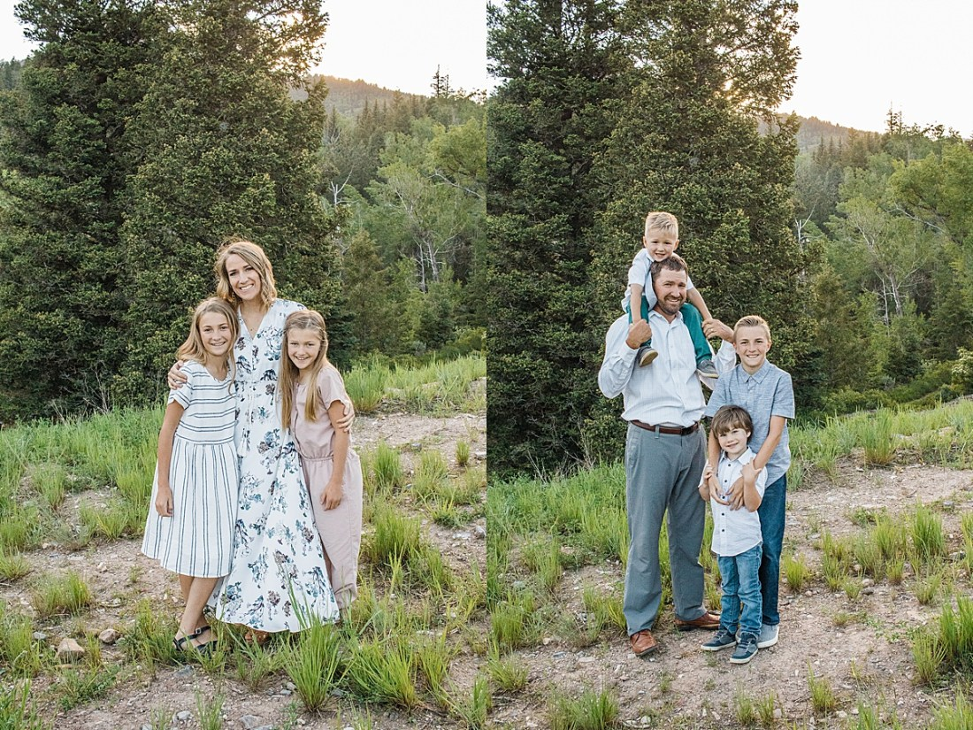 Tibble Fork Family Photographer