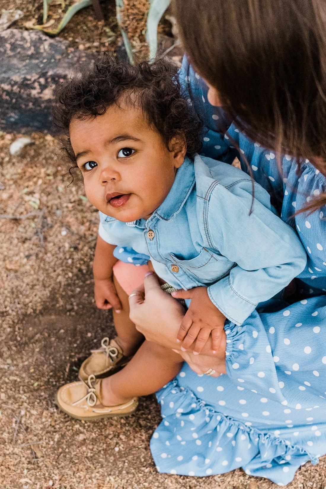 Desert Botanical Garden Family Pictures   Phoenix Family Photographer