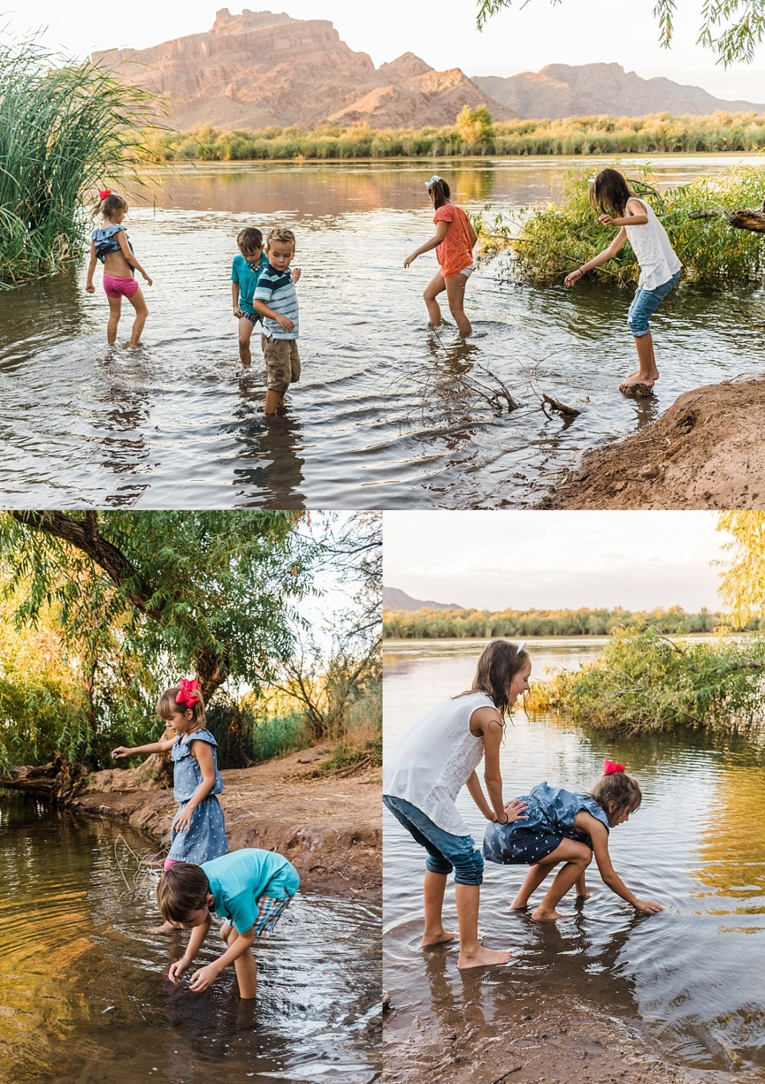 Granite Reef Family Pictures | East Valley Photographer