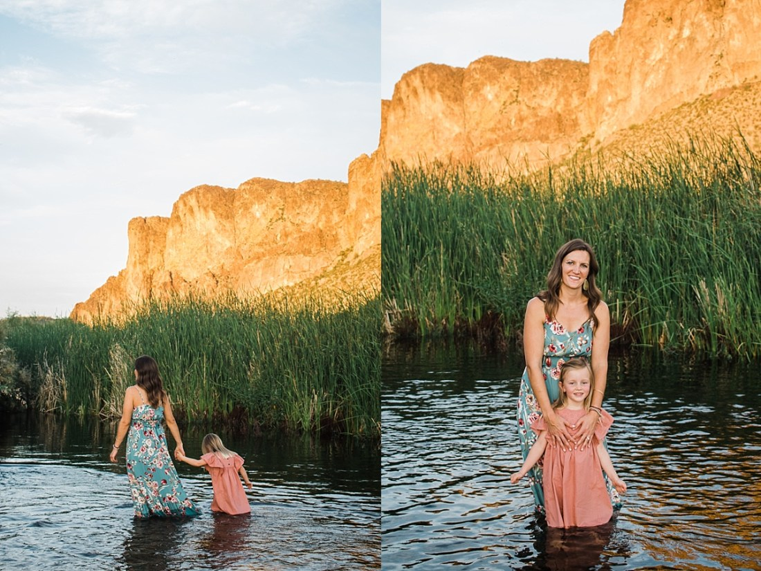 Water Users Recreation Area Family Pictures | Gilbert Photographer