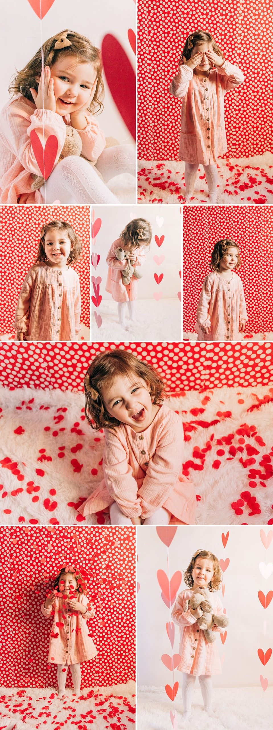 DIY Valentine's Day Mini Sessions