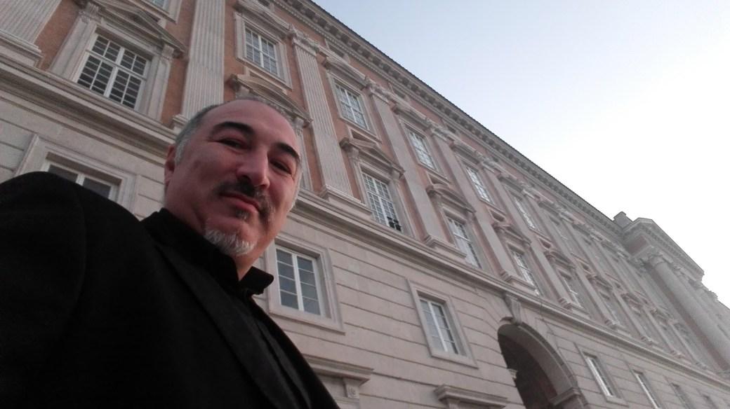 Raffaele Cardone: Concerto alla Reggia di Caserta