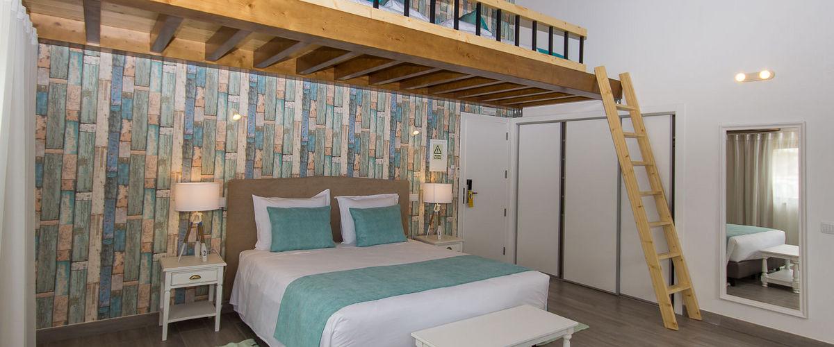 Rooms  Mareta Beach House