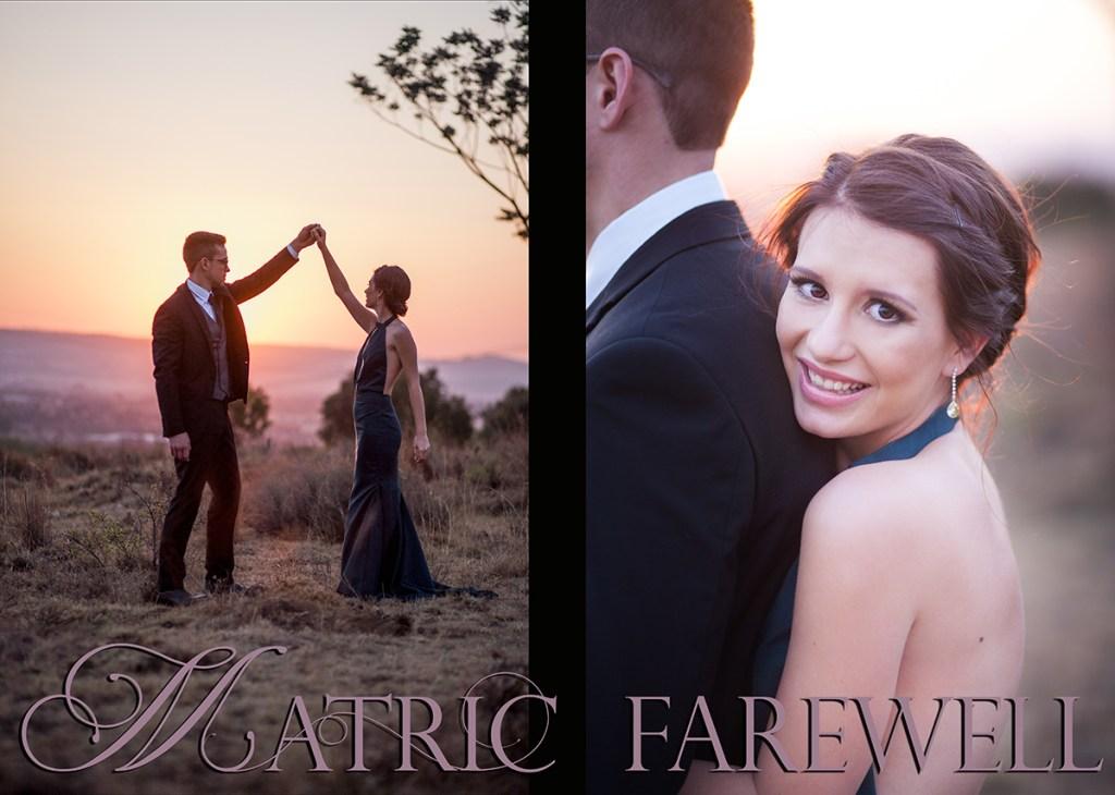 couple matric farewell