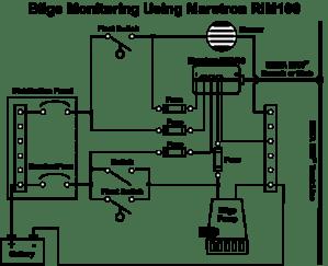 Maretron | Basic Bilge Monitoring