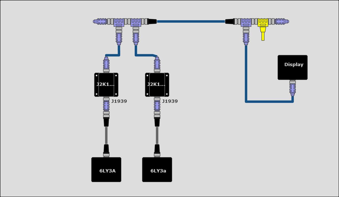 How Do I Perform J2k100 Quick Setup Using The N2k Yzer