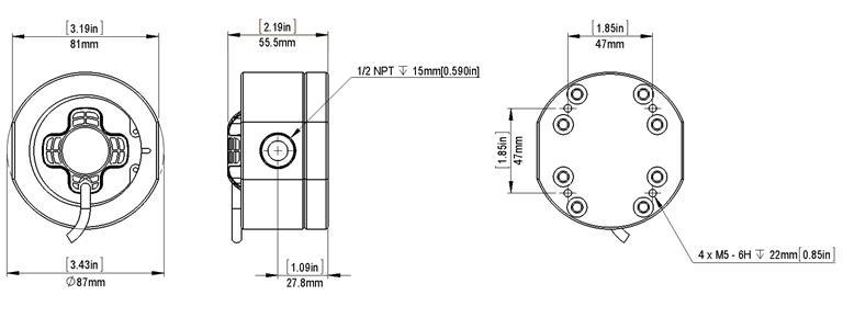 Installation Instructions: M4AR Fuel Flow Sensor