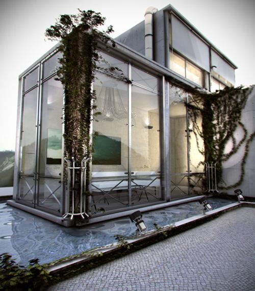 Modlisation 3D  Splendides exemples de projets architecturaux
