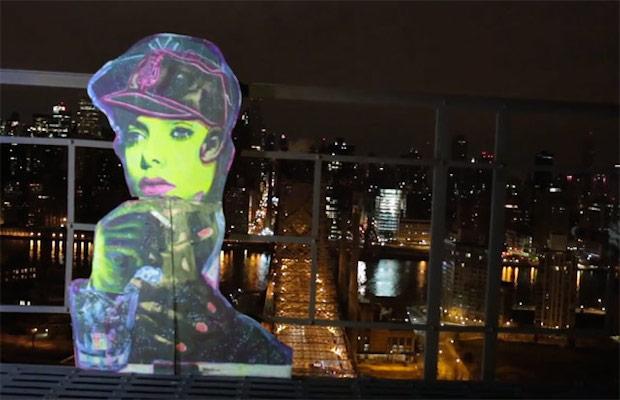 Art de rue  le meilleur de mars 2014