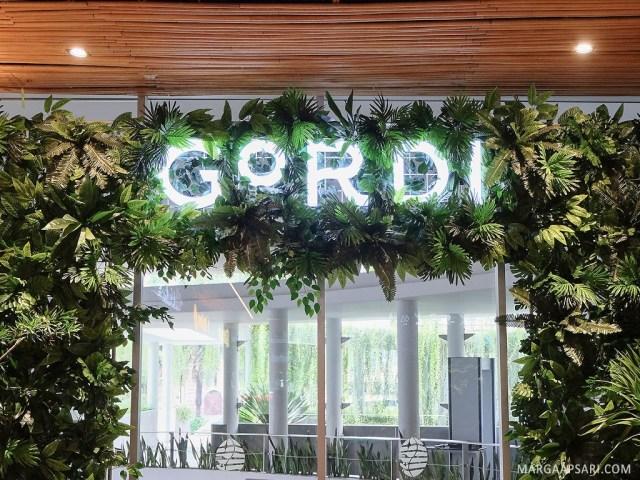 Gordi Arkadia Coffee Shop, Jakarta