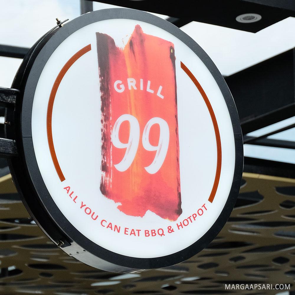 Grill 99 di Bintaro Avenue