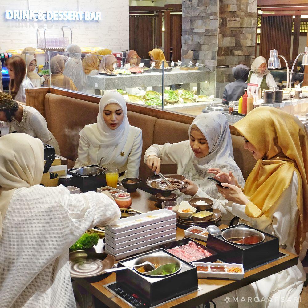 Makan di Shaburi & Kintan Buffet