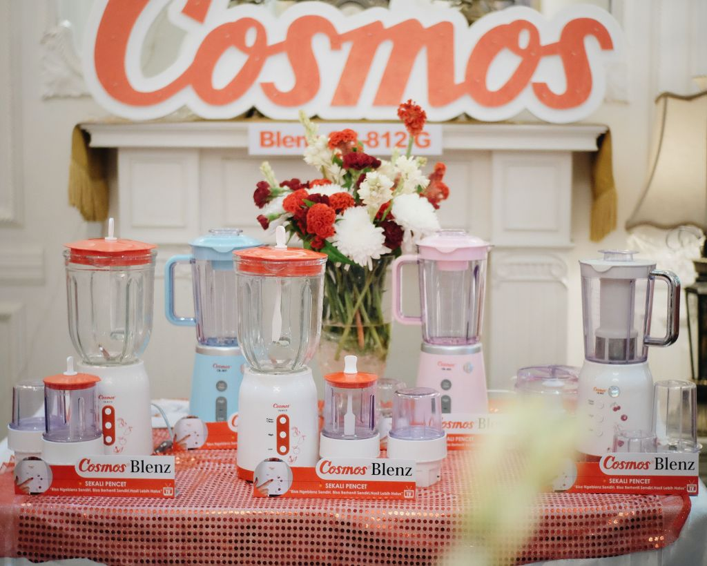Model Blender Cosmos Blenz