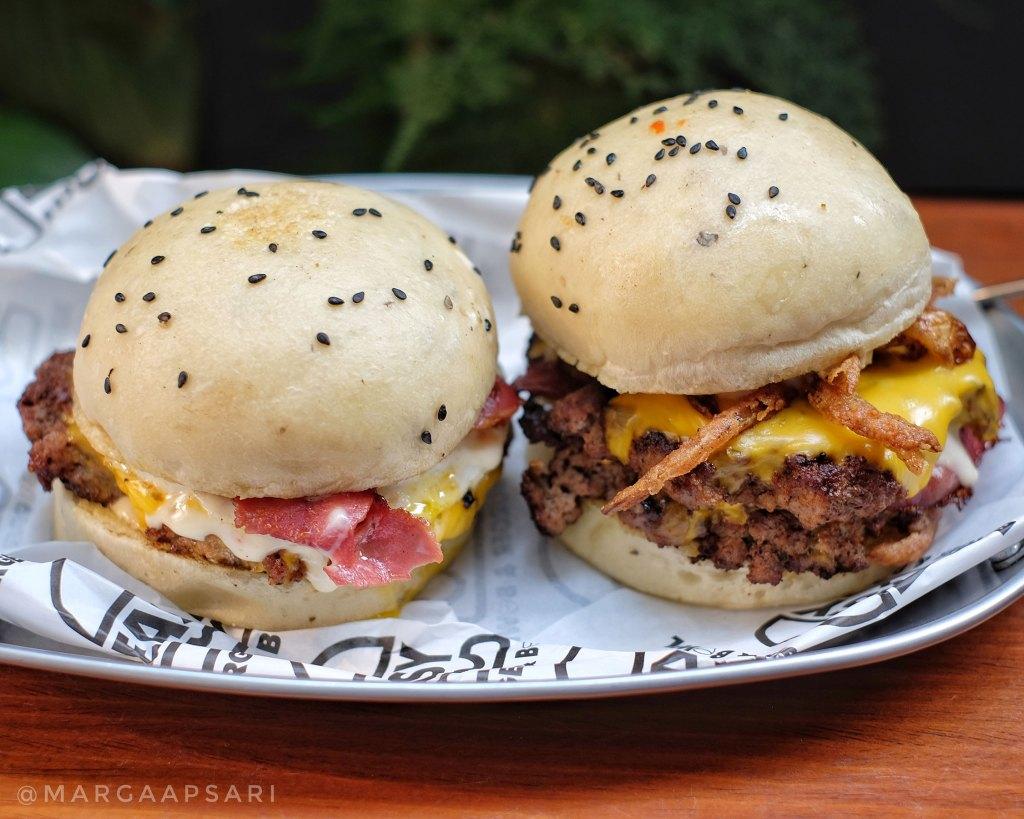 Menu Easy Burger & Bowl