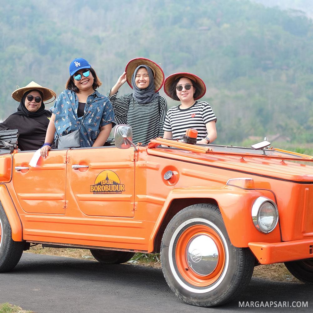 Foto-foto VW Tour Magelang