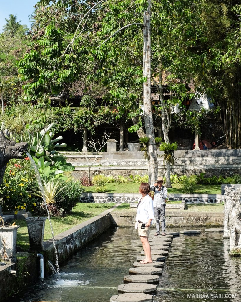Tirta Gangga, Karangasem Bali
