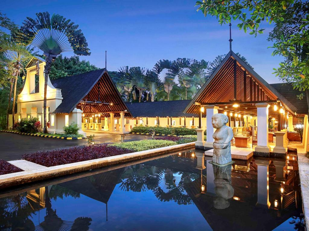 Hotel di Bogor yang Asri, Novotel