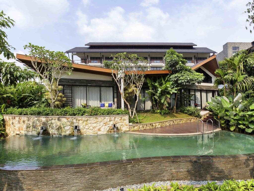 Hotel di Bogor yang Asri
