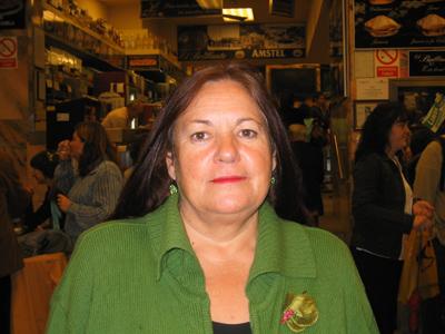 Mi amiga Marga Íñiguez, una de las mejores expertas internacionales en creatividad