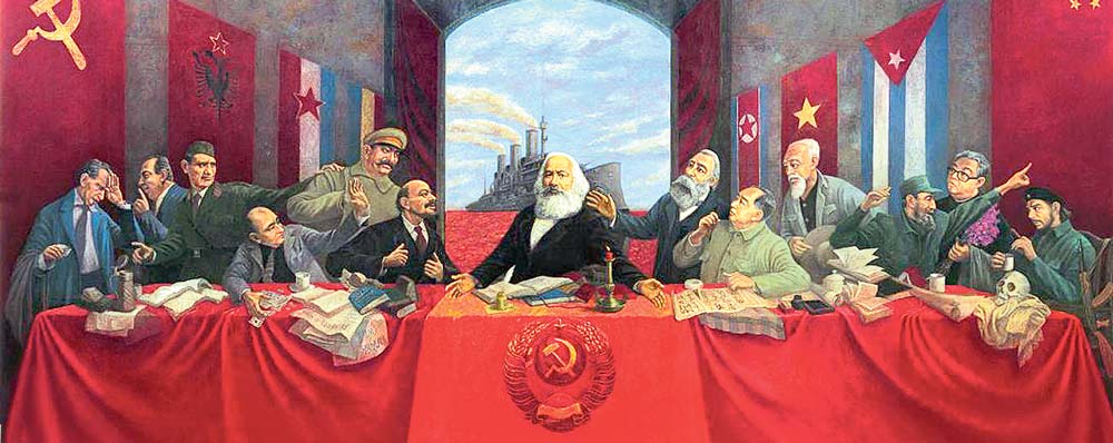 चाहिँदैन कम्युनिस्ट पार्टी  लेनिनले मार्क्स बुझेनन्