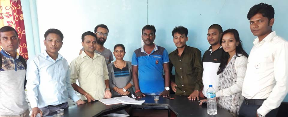 बाँकेमा प्राविधिक पत्रकार गठन