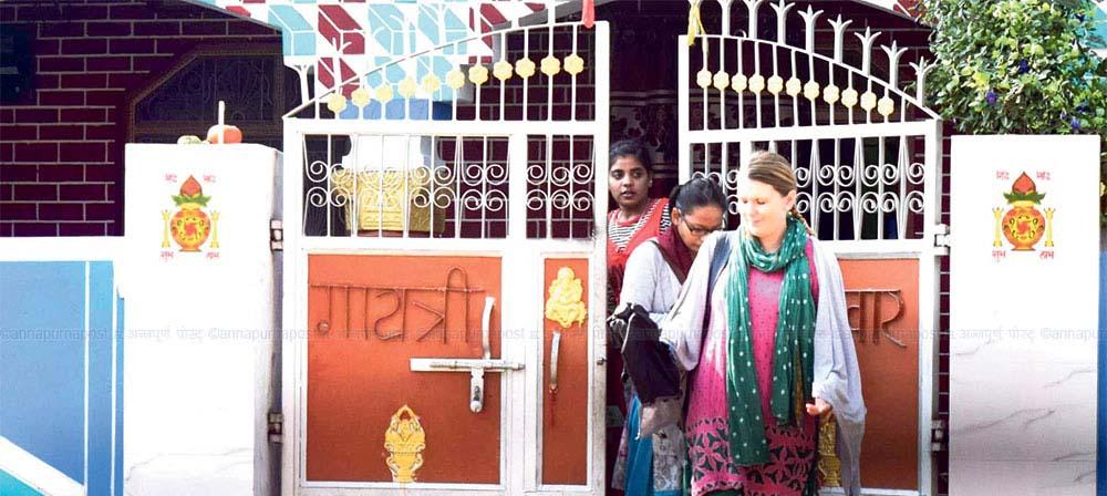 नेपालबाट धर्म प्रचार गर्ने अस्ट्रेलियाली युवती निष्कासित