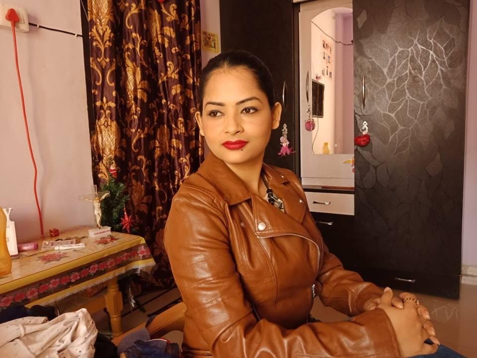 जाजरकोटकी युवती भारतीय चलचित्रमा