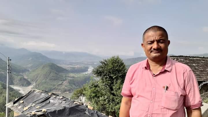 जयसिंह केसिद्रारा जाजरकोटका ३० जना पत्रकारको कोरोना बिमा गर्ने घोषण